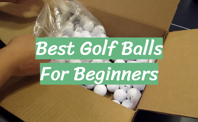 5 Best Golf Balls For Beginners