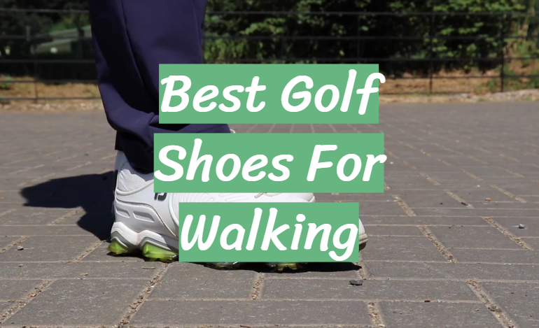 5 Best Golf Shoes For Walking