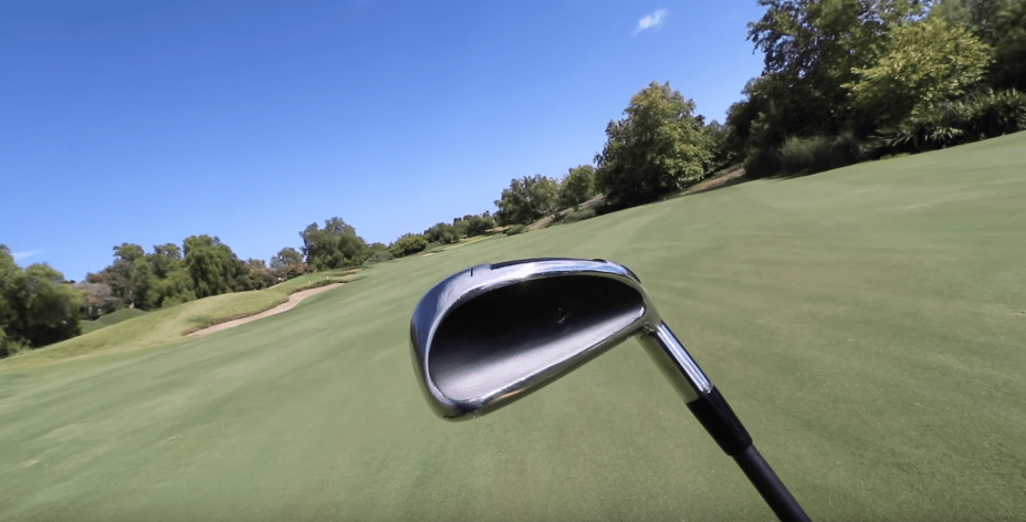 How To Hit Golf Irons Guide