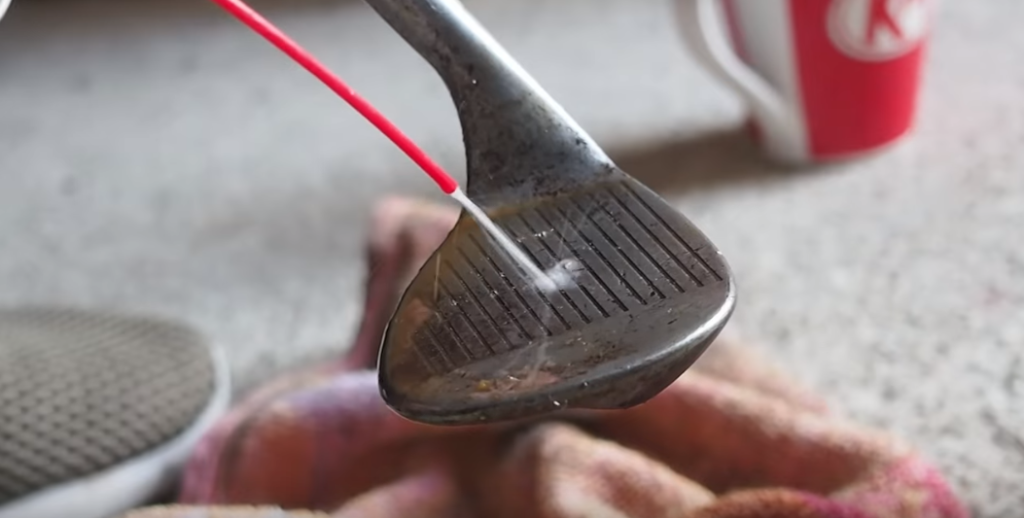 How To Clean Golf Clubs Guide