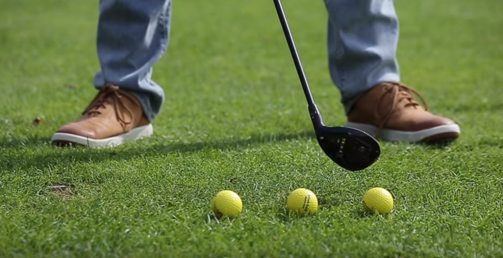 How To Hit a Hybrid Golf Club Guide