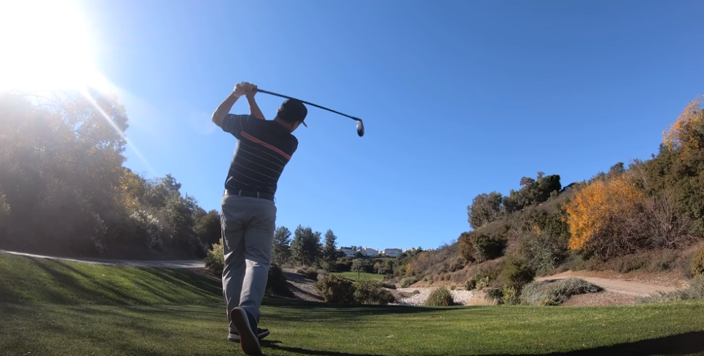How To Hit a Hybrid Golf Club For Beginners