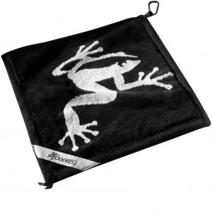 Frogger Golf Wet and Dry Amphibian Golf Towel