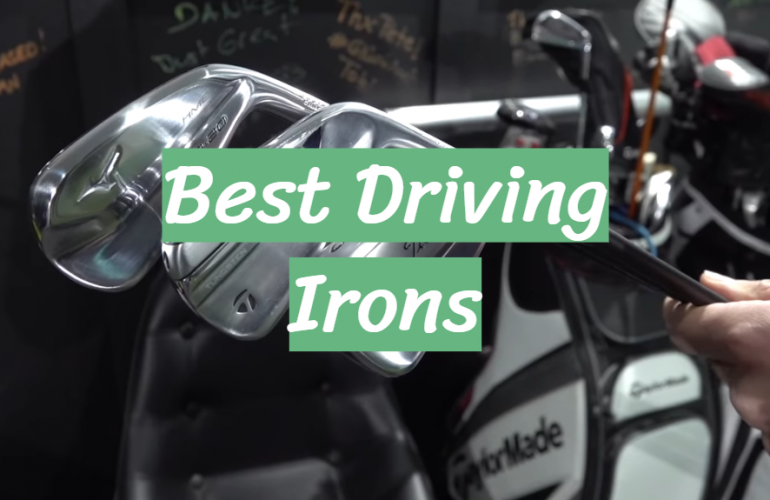 5 Best Driving Irons