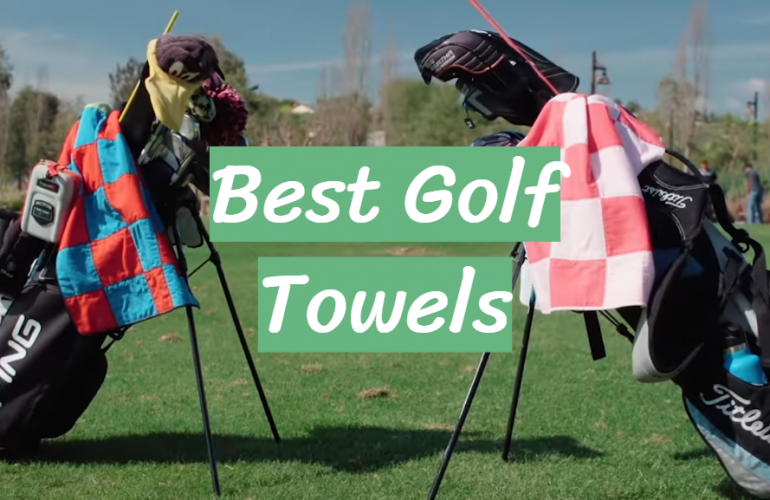 5 Best Golf Towels