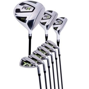 Pinemeadow Mens PGX Golf Set-Driver