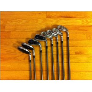 Used Adams Idea A2 Os Iron Set Right-handed Graphite Regular