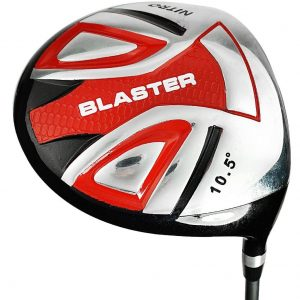 Nitro Golf- Blaster 13 Piece Complete Set with Bag Graphite/Steel