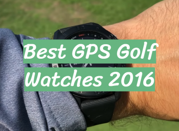 Best GPS Golf Watches 2016